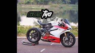 == Jalan jalan pagi with si Peningpale (Panigale s 1199) == review n ride #9