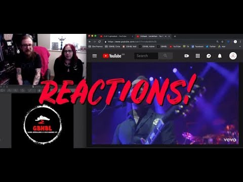 GBHBL Reactions: Leviathan by Volbeat