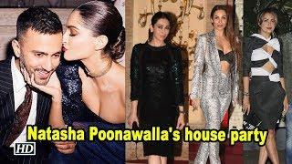 Sonam, Malaika & others at Natasha Poonawalla's house party