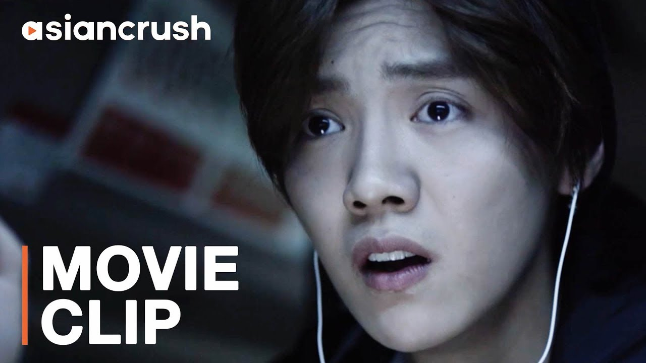 Chinese fckboi must help blind girl escape a serial killer   Clip from 'The  Witness' starring Lu Han