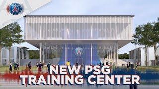 Film technique du projet Paris Saint-Germain Training Center