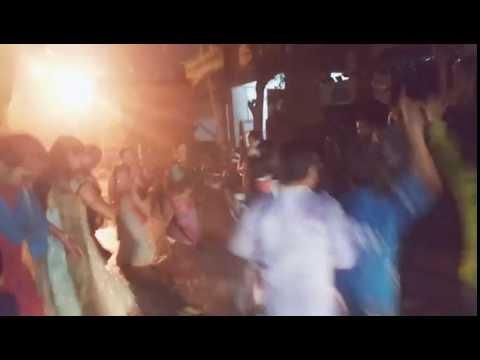 Rain Garba Dance Kukda Tari