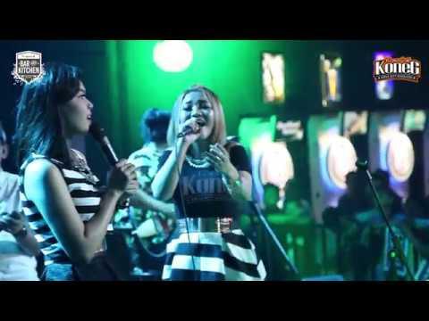 KONEG feat Ana V & Aneth ~ TITIP CINTANYA [Unniversary #2 - Liquid Barkitch JOGJA] [Cover - Karaoke]