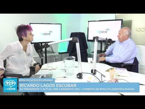 Ricardo Lagos en #PoliticamenteHumanas