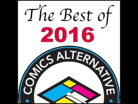 Episode 220: Our Favorite Comics of 2016