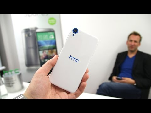 HTC Desire 510 & 820 auf der IFA 2014 (Deutsch) | SwagTab