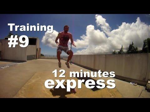 Circuit Training #9 - 12 minutes pour mincir !de YouTube · Haute définition · Durée:  14 minutes 53 secondes · 14.000+ vues · Ajouté le 29-12-2013 · Ajouté par Santedefer.fr