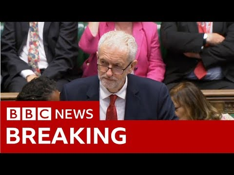 Corbyn: Johnson over-estimates himself - BBC News