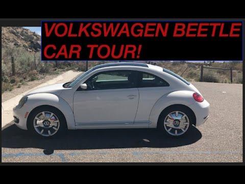 Volkswagen Beetle CAR TOUR!