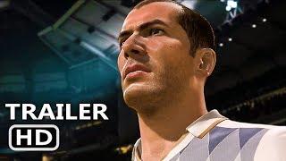 PS4 - FIFA 20 ZIDANE Fut Icons Stories Trailer (2019)