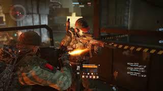 Division Skirmish 4v4 Ghost--__-- Group
