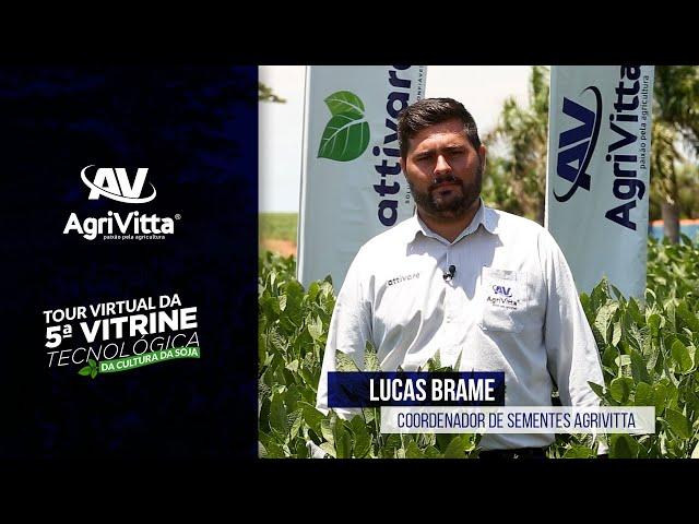 Lucas Brame, Coordenador de Sementes na AgriVitta