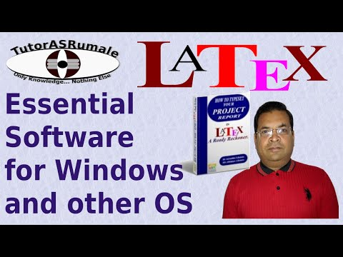 latex software free download for windows 10