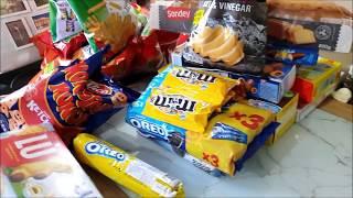 #GÜNLÜK VLOG 03# Market alışverişe, okula nasıl hazırlık yapıyorum
