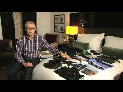 T.M.Lewin   How to Pack for a Short Business Trip