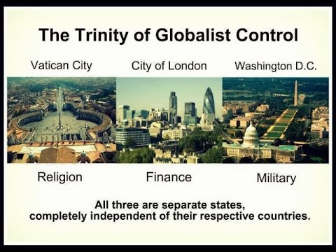 Vatican Controls the Governments & Religions