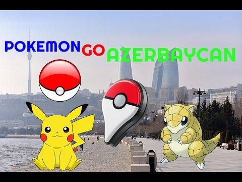 POKEMON GO Azerbaycan Komputerde oynanış