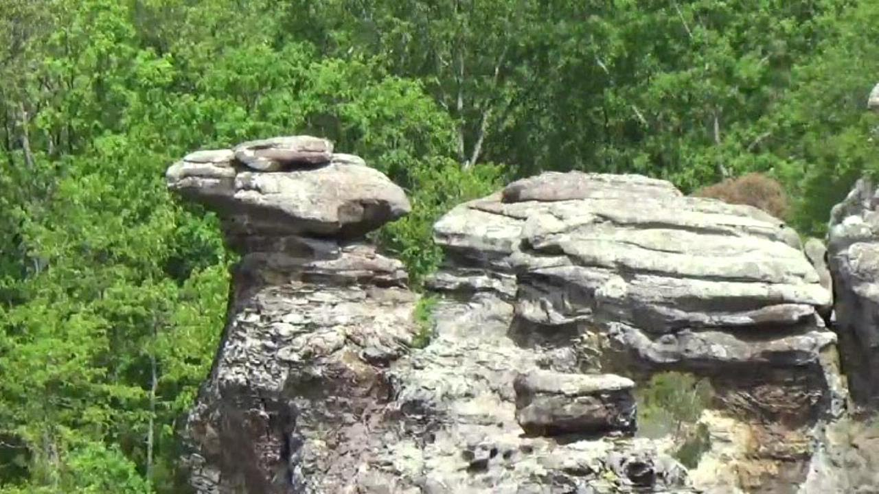 the garden of the gods in shawnee national forest is amazing youtube - Shawnee National Forest Garden Of The Gods