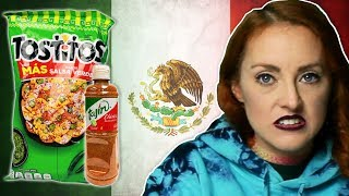 Download Irish People Try Mexican Snacks Mp3 and Videos