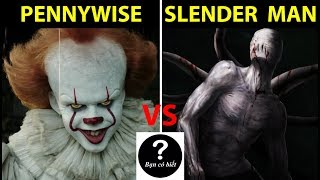 Pennywise (IT) vs Slender Man, who would win #59 -- Did You Know?