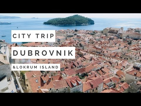 Dubrovnik city trip & Lokrum island | Map of Joy
