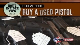 How To Buy A Used Pistol