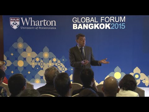 Wharton Global Forum Bangkok 2015: Innovation: Online and Offline with Thomas S. Robertson