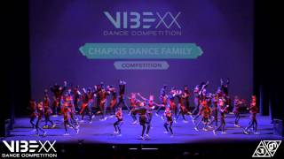 VIBE XX 2015 - Chapkis Dance Family