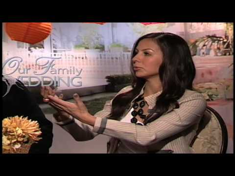 Anjelah Johnson interview for Our Family Wedding