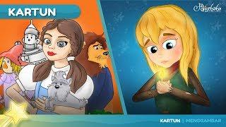 Penyihir Oz + Gadis Penjual Korek | Kartun Anak Cerita2 Dongeng Anak Bahasa Indonesia
