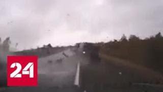 Командующий ВДВ попал в аварию под Мурманском - Россия 24