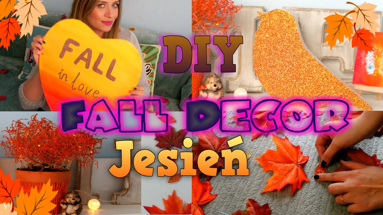 Fall Room Decor Youtube
