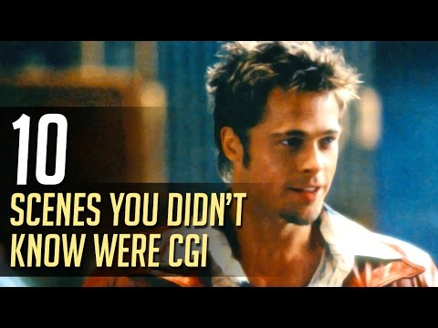 10 Scenes You Didn't Know Were CGI