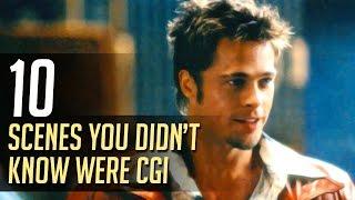 10 Scenes You Didn't Know Were CGI