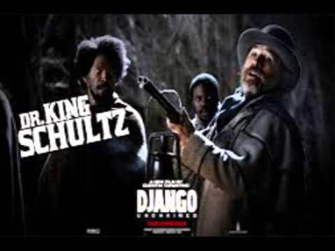 Django Unchaned Soundtrack - I got a name