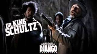 Django Unchaned Soundtrack - I got a name