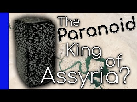 Who was Esarhaddon? The Life of an Ancient Assyrian King
