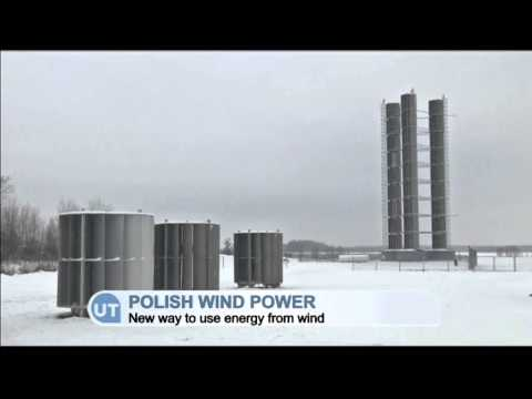 New Wind Power System: Polish engineers develop more efficient wind turbine system