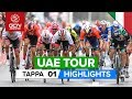 UAE Tour 2020 Sintesi della prima tappa | The Pointe › Dubai Silicon Oasis