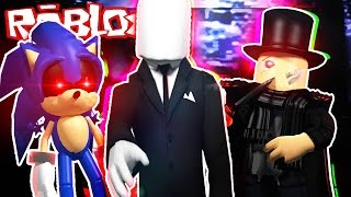 Roblox Adventures - SURVIVE THE KILLERS OF AREA 51!