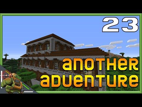 Woodland Mansion Adventure | Minecraft Let's Play | Season 1 Episode 23