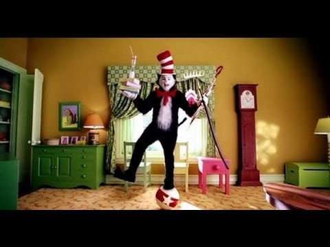 the evil cat in the hat trailer youtube