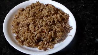 "Dirty Rice - ""cajun Style"""
