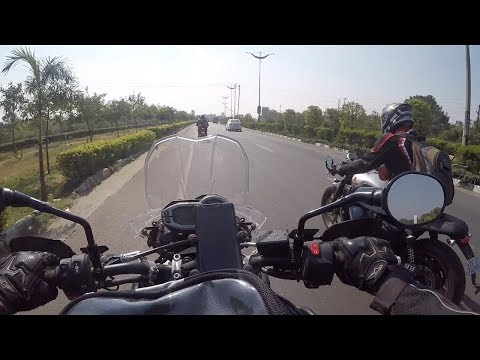 Day 1 | Hyd to Kurnool | Gandikota Trip