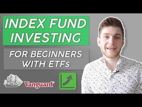 Index Fund Investing For Beginners With Portfolio Example - ETF Vanguard Horizon IShares