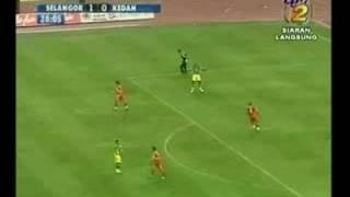 TM Piala Malaysia 2008 - (Akhir)  Kedah vs Selangor #1