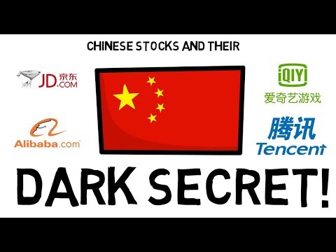 Chinese stocks and their DARK SECRET....