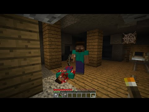 Herobrine Saved Me | Minecraft Compilation