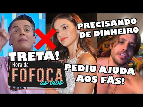 🔥Léo Dias detona Bruna Marquezine | Dado Dolabella faz LIVE p/ arrecadar dinheiro dos seguidores