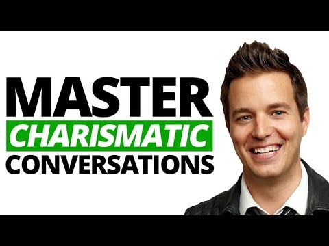 Master Charismatic Conversations | AJ Harbinger From The Art Of Charm | StyleCon 2017 Presentation